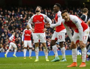 Arsenal-2-1-Leicester-City