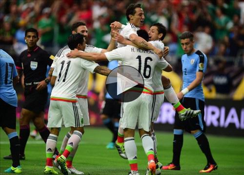 Mexico-3-1-Uruguay