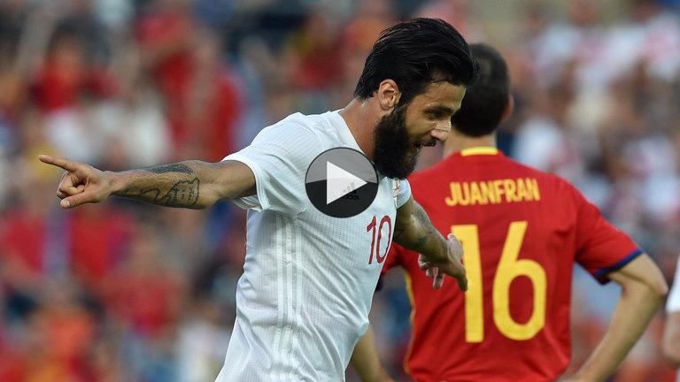 Spain 0-1 Georgia
