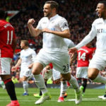 Manchester United 1-1 Swansea City