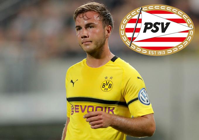 PSV-Götze-successfully-